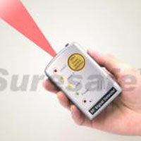 Wired & Wireless Camera RF Signal Detector Cell Phone Detector